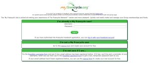 Freecycle Signup