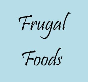 Frugal Foods